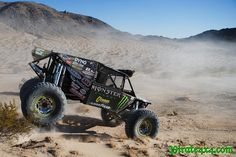 Pirate4x4.Com - 2012 Griffin King of the Hammers