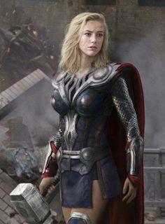 Thor Girl [ Swordnarmory.com ] #cosplay #anime #swords