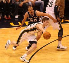 Utah Jazz forward Gordon Hayward has big goals for his third season. (Rick Egan | The Salt Lake Tribune)