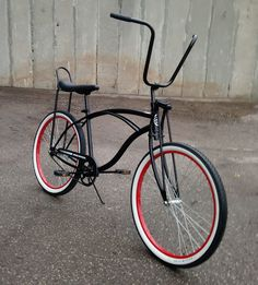 Beach Cruiser Bikes, Cruiser Bicycle, Bicycle Tires, Bike Handlebars, Lowrider Bicycle, Antique Bicycles, Retro Bicycle, Specialized Bikes, Bicycle Women