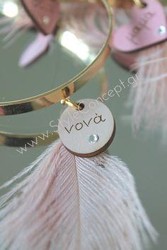 Martyriko Bracelet Nona Pink Feather