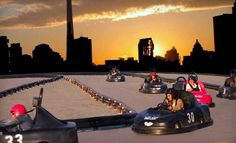 Groupon - $ 23 for Two 20-Minute Go-Kart Rides at Polson Pier ($ 46 Value). Groupon deal price: $23.00