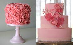 Bolos decorados com flores: modelos superfofos para copiar! - 15 anos - CAPRICHO