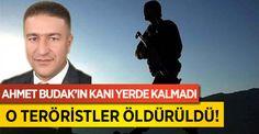 Hakkari'de AKP'li Ahmet Budak'ı öldüren PKK'lılar için bölgede başlatılan…