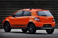Re: Chevrolet Agile Cross Sport Concept I appreciate all sorts of competitive sports and my sport interest also supply me with a second source of income by using stormyodds dot com. Chevrolet Agile, Vehicles, Sports, Concept, Vans, Cars, Transportation, Hs Sports, Rolling Stock
