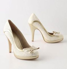 ANTHROPOLOGIE All Illuminated Heels Seychelles Pumps