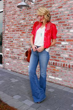 Belle de Couture: Old & New #vintage #cabiclothing