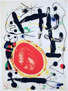 Joan Miró: 1950-1953