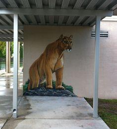Panther Run by Jennifer Chaparro