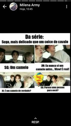 Kkkkkkkk Bts Memes, Bts Big Hit, Bts Funny Moments, Min Suga, Bts Bangtan Boy, Jikook, Bts Wallpaper, Funny Images, Shinee