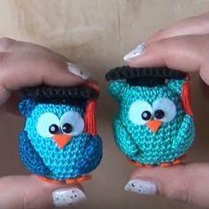 815 Fantastiche Immagini Su Uccellini Alluncinetto Crochet