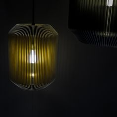 Joseph large pendant light by eoq - A walk through Maison&Objet January 2014    Flodeau