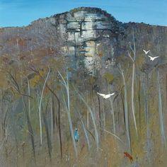 Arthur Boyd Seascape Paintings, Cool Paintings, Beautiful Paintings, Landscape Paintings, Australian Painting, Australian Artists, Abstract Landscape, Abstract Art, Arthur Boyd