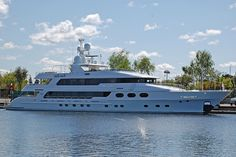 Casino Royal 163 foot long $42 million dollar yacht 4 Levels 6 staterooms w/private bathrooms