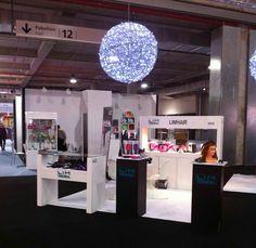 Lim Hair presente en Salón #Look2014  . En Ifema, Madrid.  #peluqueríaprofesional   #professionalhairdressing   #estética   #limhair