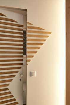 Deco Design, Wall Design, Blinds, Ose, Stairs, Curtains, Interior, Inspiration, Genre