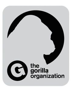 Silver Pin Badge: Show your support for gorilla conservation with this simple and stylish silver pin badge. This classic pin features a silverback silhouette with a black Gorilla Organization logo.