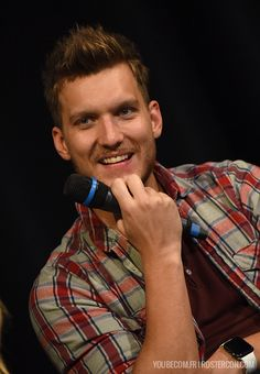 Scott Michael Foster - Fairy Tales 3 Convention (Once Upon A Time) #OUAT #FT3