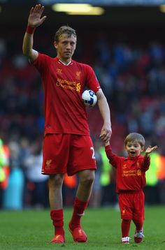 Lap of honour: Photo special - Liverpool FC