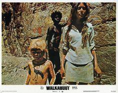 Walkabout (Jenny Agutter, David Gulpilil)