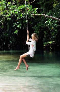 i want to be on this swing :)