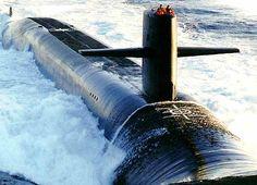 The world& top nuclear submarines - Naval Technology Us Navy Submarines, Russian Submarine, Nuclear Submarine, Us Navy Ships, Nuclear Power, United States Navy, Tecno, Modern Warfare, Aircraft Carrier