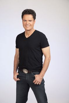Donny Osmond... my mom loved him like i love channing or vin diesel