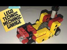 Lego Technic Tips Tricks Youtube Lego Technic Lego Technic Truck Lego