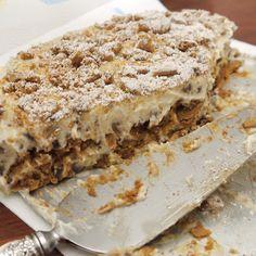 Best italian cannoli cake recipe