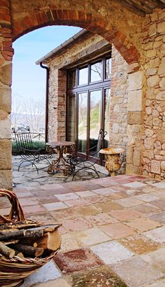Luxurious and Sustainable Renovations in Tuscany - Traditional Home