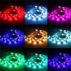 5050 RGB Led Strip Light Usb Mini 3 Mode Controller TV Background IP65 DC 5V | eBay http://www.ebay.com/itm/-/291993642163?