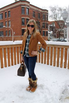 Boots are great for recruitment because it will be cold (and maybe even snowy!)