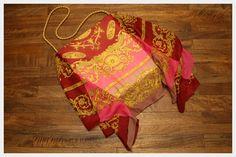 Scarf Bag DIY : DIY Fashion by Trinkets in Bloom