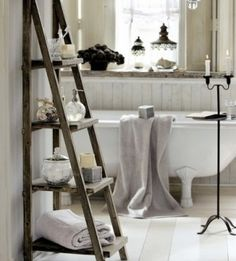 What you can do with old ladder