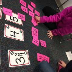 Decomposing fractions is ESSENTIAL for developing solid number sense. Students need to be able to break apart and put together fractions with ease...and this set of challenge puzzles is a great way to get students thinking about how fractions work. Check it out...differentiated, rigorous, and FUN! $ Problem Solving Activities, Fraction Activities, Math Activities, Math Resources, Math Games, 4th Grade Fractions, Fourth Grade Math, Add And Subtract Fractions, Adding And Subtracting