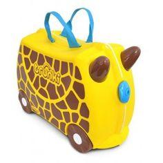 #trunki #bebitus #valise #girafe #voyage #summer #enfant #kids