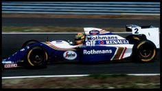 17 de abril de 1994 Gran Premio de del Pacífico, Aida Ayrton SENNA Williams FW16