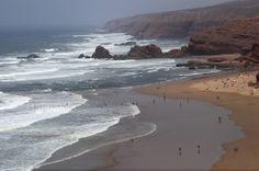 Leghzira Beach, Sidi Ifni | Morocco (by ๑۩๑ V ๑۩๑)