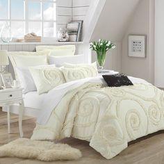 Found it at Wayfair - Rosalia 7 Piece Comforter Set