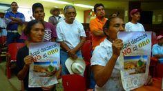 Activistas contra la minería denuncian más agresiones en Zacualpan, Colima  Leer completo en: http://laoropendolasostenible.blogspot.com.es/2014/10/activistas-contra-la-mineria-denuncian.html