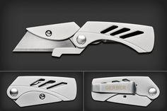 Gerber Exchange-A-Blade Pocket Knife
