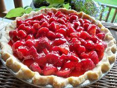 Big Boy's Strawberry Pie