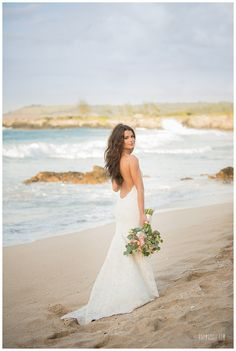 Ironwoods Beach wedding on Maui
