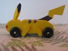 E's Pikachu Racer for Awana Grand Prix 2013