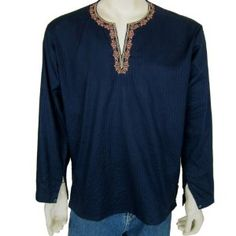 Men Comfortable Clothing Cotton Shirt Kurta India Size M Chest 40 inches (Apparel)  http://documentaries.me.uk/other.php?p=B007CDFYYU  B007CDFYYU