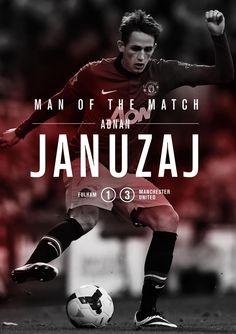 Man of the match: Adnan Januzaj