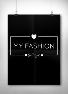 Logo Boutique, Boutique Names, Ideas De Boutique, Boutique Interior, Photoshop Software, Photoshop Elements, Name Design, Logo Design, Change Logo
