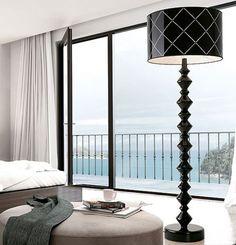 Candeeiros de pé Floor lamps www.intense-mobiliario.com  ROLL GLOSS
