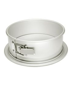 Take a look at this 9'' Springform Pan by Fat Daddio's on #zulily today!