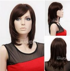 Amazon.com: Miss Wigs with Bangs Long Straight Wigs Synthtic Wigs for Women Hair Wigs for Sale Cheap Wigs Online T0062: Beauty